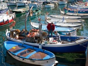 A tu per tu con pescatori e chef: a Genova arriva Slow Fish