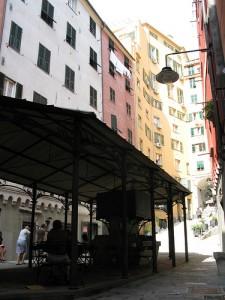 Dai vicoli al mondo: a Genova un Pré Suq con la guida di Chef Kumalè