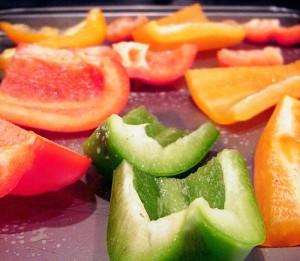 Conserve estive: i peperoni in agrodolce