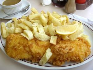 Fish&chips: anche a Genova c'è un angolo di Inghilterra