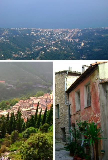 Le Righi e Sainte-Agnès, un'oasi di pace sui bunker