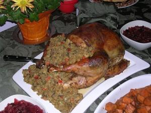 Tacchino, mirtilli e castagne: tradizioni e ricette degli Usa per il Ringraziamento
