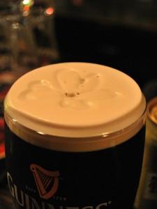 St Patrick Guinness