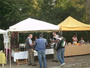 Certosa di Pavia, torna il Farmers' Market. Vini e prodotti tipici lombardi