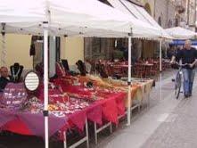 Mortara, Tri pass in piasa con il Farmers' Market