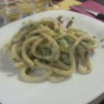 Pici all'orto - Osteria La Piana (Siena)