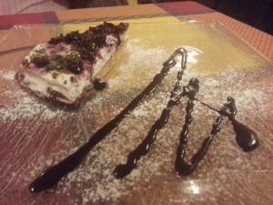 Torta ai frutti di bosco - La Vecchia Lira (Volterra)