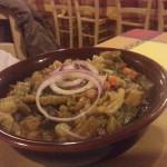 Zuppa alla Volterrana - La Vecchia Lira (Volterra)