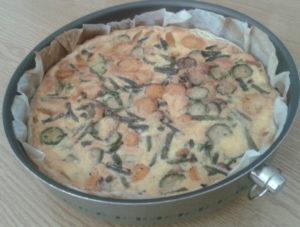torta verdure
